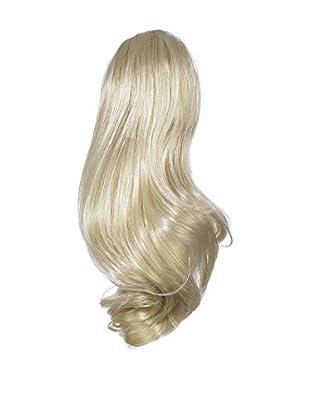 Love Hair Extensions Kunsthaar-Pferdeschwanz Percilla mit Krokodilklemme 40cm 27 Rich Blonde