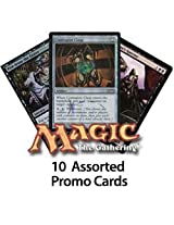10 Assorted Promotional (Promo) Cards Magic the Gathering MTG