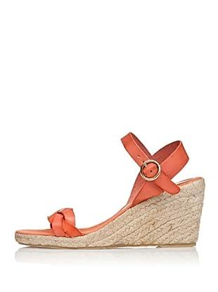 Cortefiel Keil-Sandalette Yuta (Koralle)