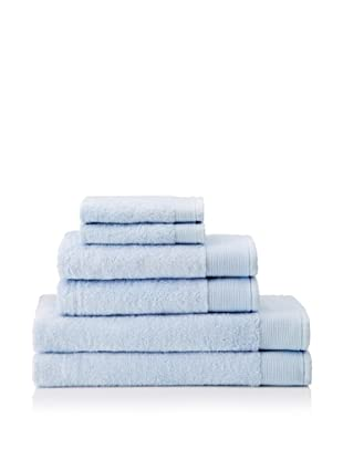 Schlossberg Sensitive 6 Piece Towel Set (Breeze)