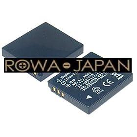 【クリックで詳細表示】Amazon.co.jp|【日本セル】【ロワジャパン社名明記のPSEマーク付】PANASONIC パナソニック対応 Lumix DMC-FX30 FX33 FX55 の DMW-BCE10 互換 バッテリー|カメラ通販