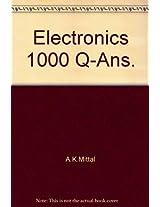 Electronics 1000 Q-Ans.]