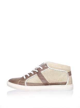 GF Ferré Men's Sneaker (Dark Beige)