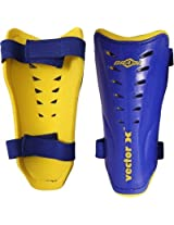 Vector X Brazil Blue Yellow Shinpad (Size-L)
