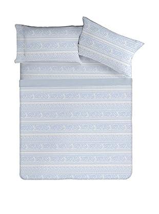 Manterol Betttuch und Kissenbezug