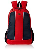 Tommy Hilfiger Beacon Red Children's Backpack (TH/BTS04BEA)