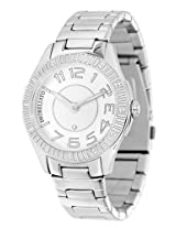 Morellato Analog White Dial Women's Watch - SO2I7002
