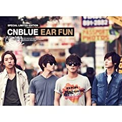 EAR FUN (SPECIAL LIMITED EDITION)(CD+DVD+140ptHgubN()+o[18ptHgubN)(`Et@ver.)()