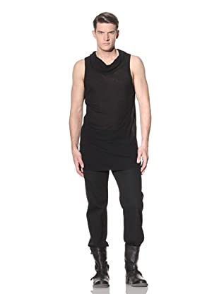 Ann Demeulemeester Men's Cowl Neck Tunic