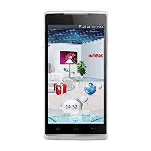 Intex Aqua I5 HD (White) Mobile Phone