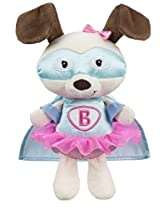 "Ganz 9"" Noble Heroes - Brave Dog Plush"