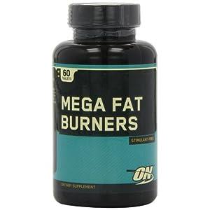 Optimum Mega Fat Burners 60 Tablets