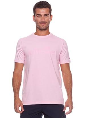 Ellesse Camiseta Logo (Rosa)