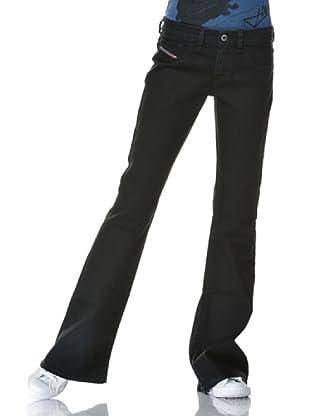 Diesel Pantalón vaquero Livier (Negro)