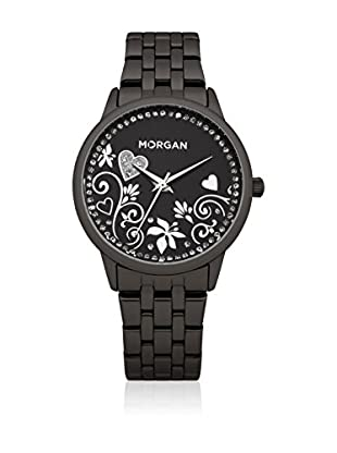 Morgan de Toi Orologio al Quarzo Woman M1130Bm Nero 36 mm