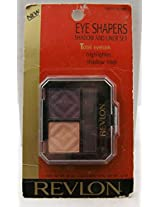Revlon Eye Shapers Shadow And Liner Set Poetic Plums