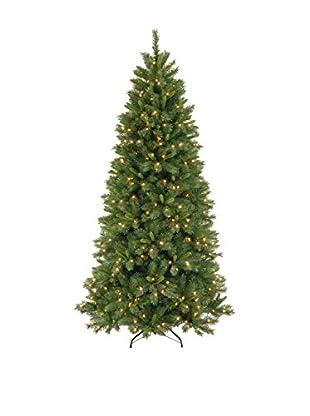 National Tree Company 7.5' Lehigh Valley Pine Hinged Tree