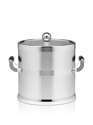 Kraftware Americano Ice Bucket (Chrome)
