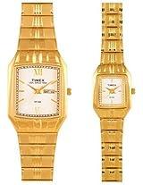 Timex Analog Watch-For Women Men-Gold-PR132