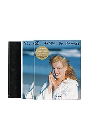 André De Dienes: Marilyn Hardcover Coffee Table Book