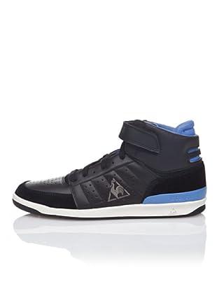 Le Coq Sportif Zapatillas Retro Sport Diamond Lea (Negro)