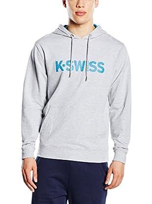 K-Swiss Kapuzensweatshirt K Spell Out Hd II