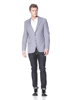 Simon Spurr Men's Sportcoat (Blue)