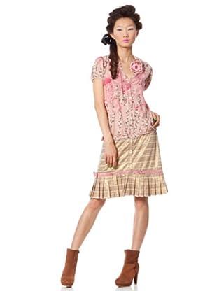 Custo Vestido Tesh (Multicolor)