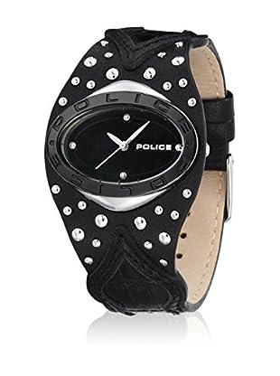 Police Quarzuhr Man PL-11600MST/02 schwarz 37 mm