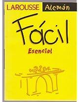 Aleman Esencial Facil/ Easy Essential German