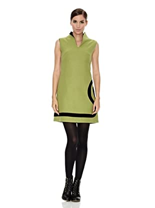 Divina Providencia Vestido After Eight (Verde)