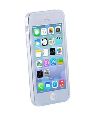 Beja Carcasa Azul traslucido para iPhone 5/5S
