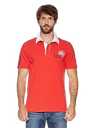 Dolomite Polo Fitz Roy 3Mpl (Rojo)
