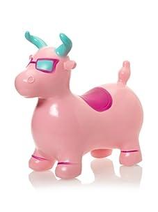 Waliki Toys Benny the Bull Rider, Pink