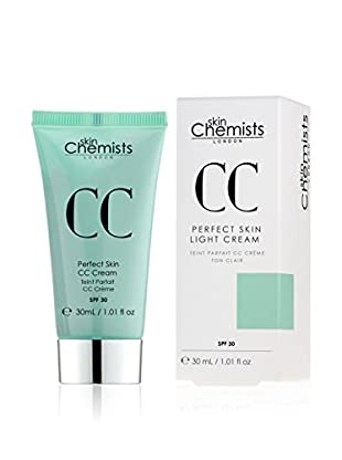 Skin Chemists CC Creme Perfect Skin Light 30 ml, Preis/100 ml: 73.16 EUR