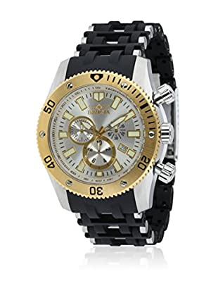 Invicta Watch Reloj con movimiento cuarzo suizo Man 10250 50 mm