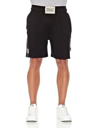 Everlast Shorts Bentley (schwarz/metall)