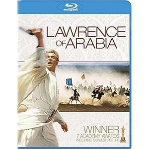 Lawrence Of Arabia - Blu Ray