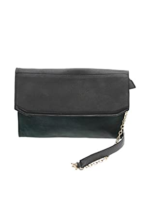 NAF NAF Clutch Kansas (Grey/Green)