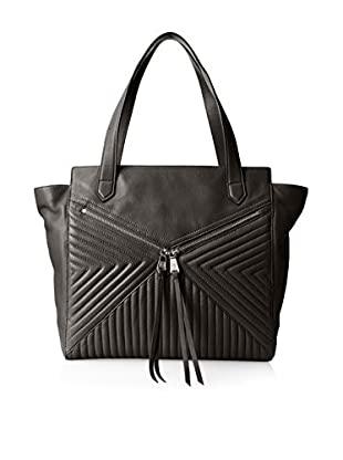 Christopher Kon Women's Autumn Quilt Tote, Black, One Size