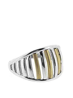 Gold & Diamond Anillo Julia