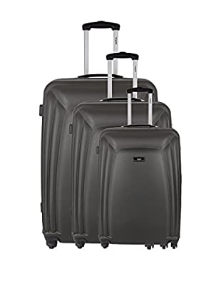 RENOMA Set 3 Trolley Rigido Affleck
