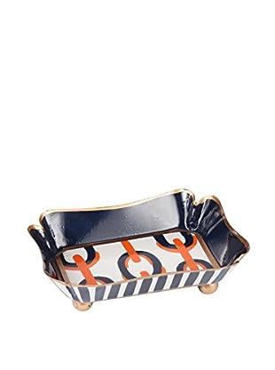 Jayes Chains Trinket Tray, Orange