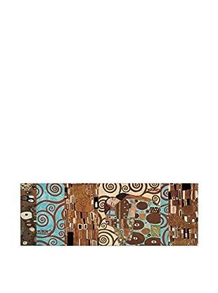 Artopweb Panel Decorativo Klimt I 150° Anniversary (Fulfillment) 48x138 cm