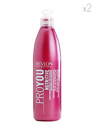 Revlon  Set 2 Pro You Champús Hidratante Nutritiva 350 ml