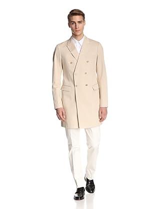 Jil Sander Men's Athos Coat (Cream)