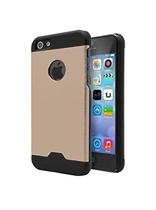 Unotec Hülle Metall iPhone 5/5S goldfarben