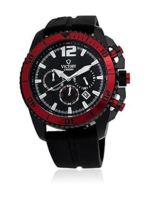 Victory Reloj V-Discover Negro / Rojo