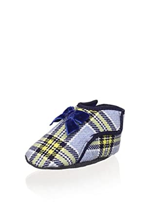 Cienta Kid's Slipper (Marino)