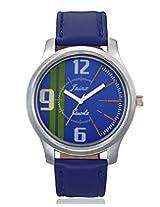 Jainx Funky Analog Blue Dial Men's Watch-JM134